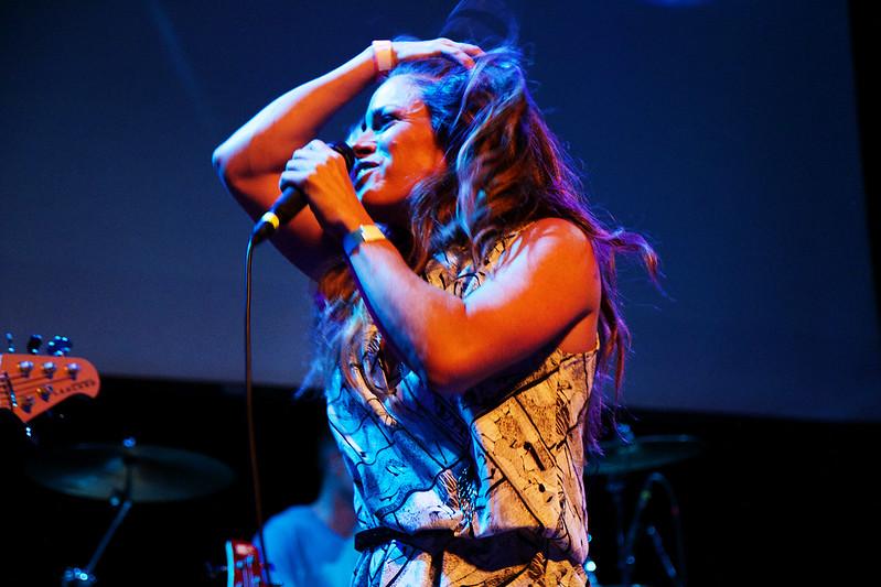 Adrienne O Band - Gothic Theatre, Denver