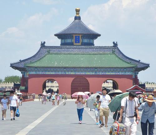 Beijing-Salle pour de bonnes moissons (3)