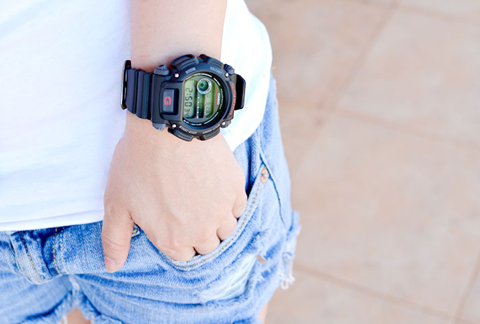 Beauty She 9052Ootd Sings Shock Watch Blog G Dw Casio Classic XOPiukZ