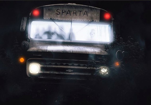 Death Bus!