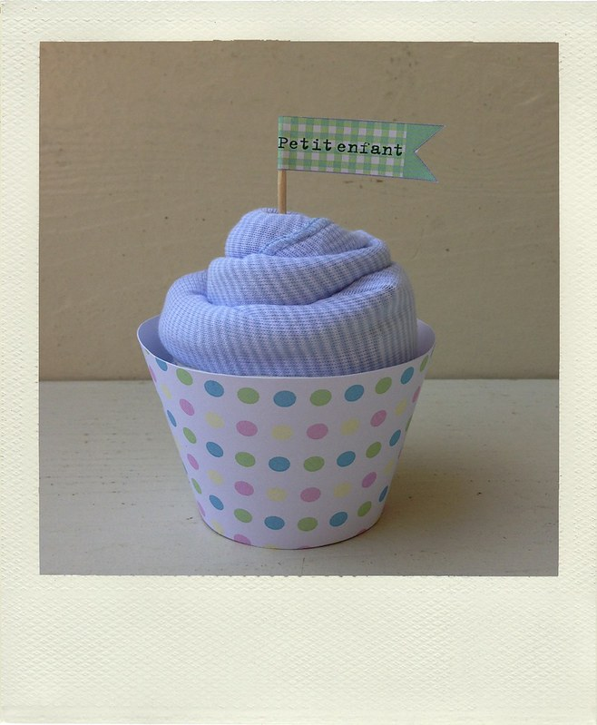 cupcake tutorial free printable