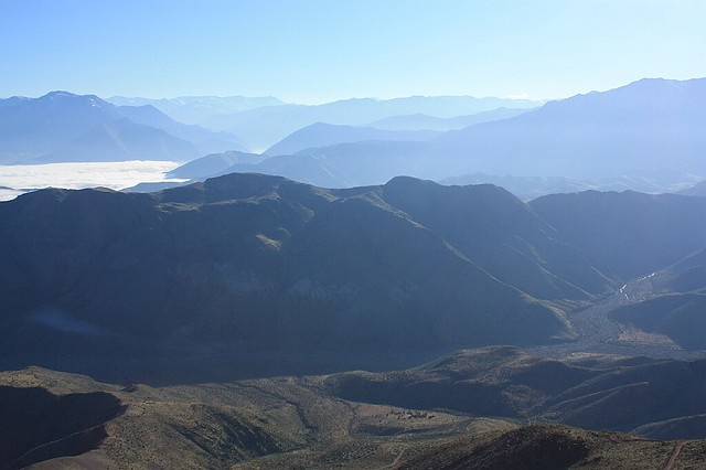 Cordillera de los Andes, Desierto de Atacama, Región de Coquimbo, Chile, fotoeins.com