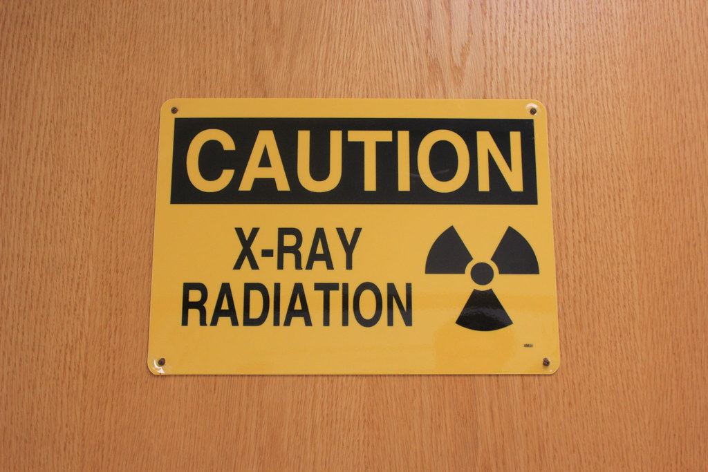 X-Ray Radiation!  Caution!!!!!