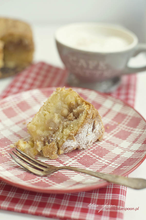 ciasto z gruszkami - przepis