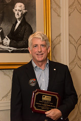 Attorney General Mark Herring recipient of the Mark R. Warner Political Leadership Award