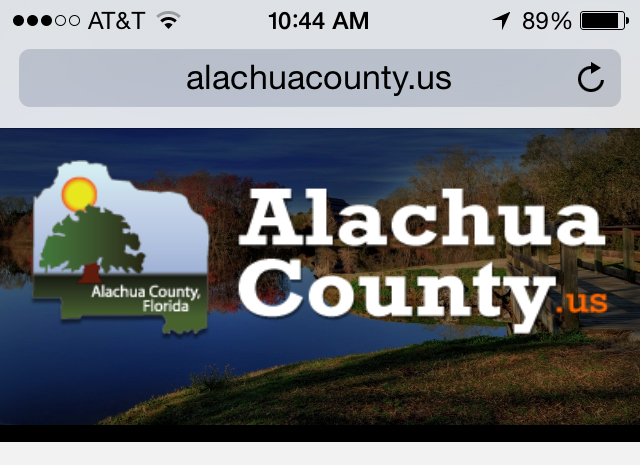 New Version of County Website Launches