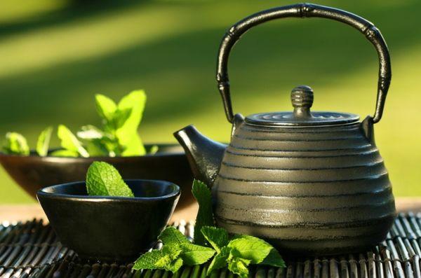 Зелёный чай против рака