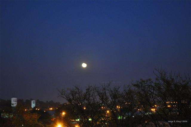 Eclipse 08/10/2014