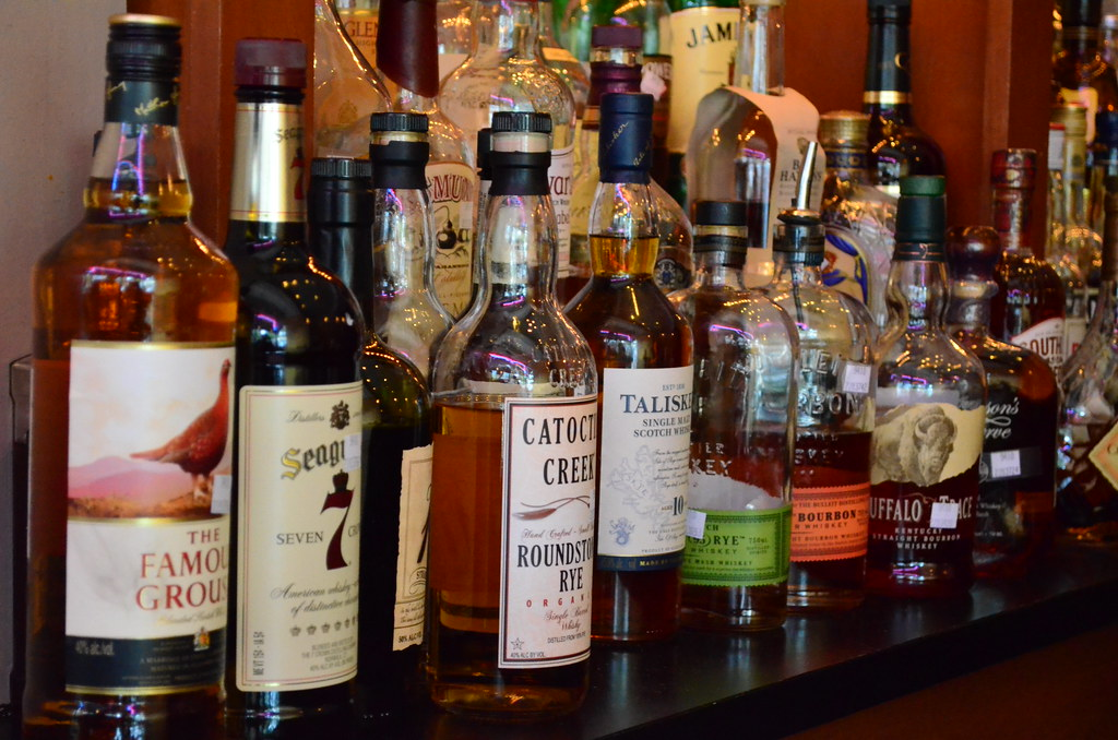 Happiness is a Well-stocked Bar