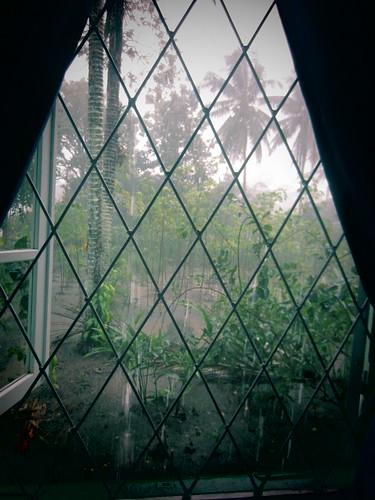 Siantar rain