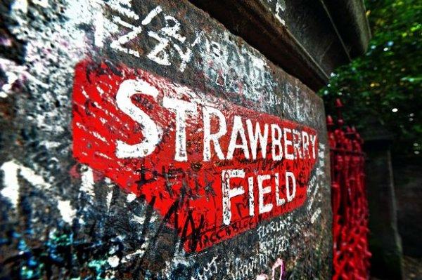 В Strawberry Field могут вернуть оригинальные ворота