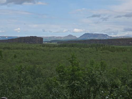 iceland ásbyrgi