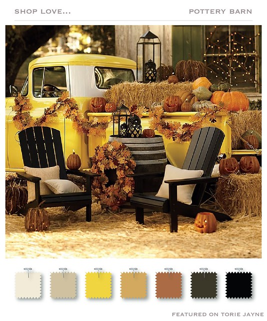 Pottery Barn Halloween 2011