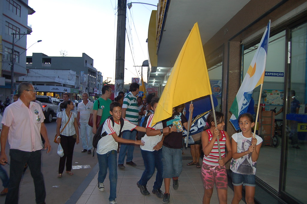 30/09/2014 - Visita a Nanuque