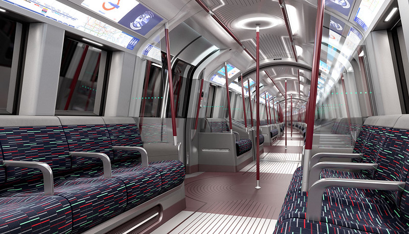 The New Amazing Driverless Tube Train Is Coming To London On 2020 (3)