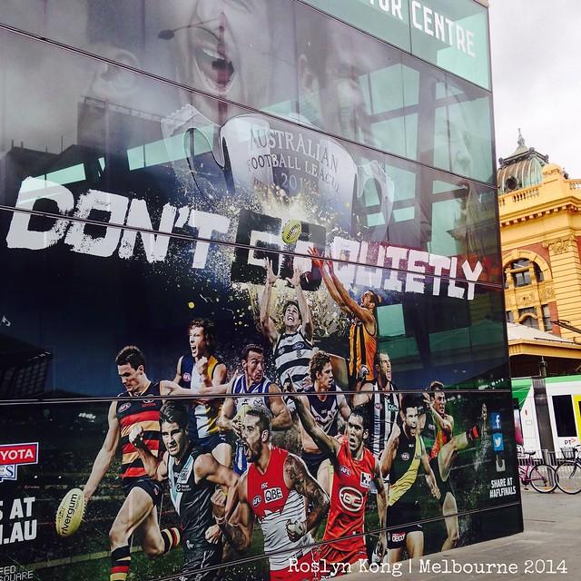 AFL Grand Final, Melbourne