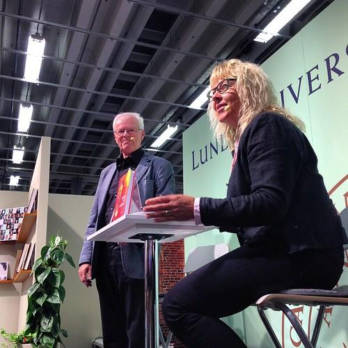 Vad vet vi om människans språk - uppkomst, spridning, död och återuppståndelse?: Jan Einarsson #Bokmässan