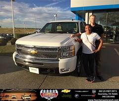 Four Stars Auto Ranch Chevrolet Buick  Chrysler Jeep Dodge Ram SRT Henrietta Texas Customer Reviews Dealer Testimonials - Derek and Pam Brown