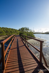 Bridge on Jabiru Island