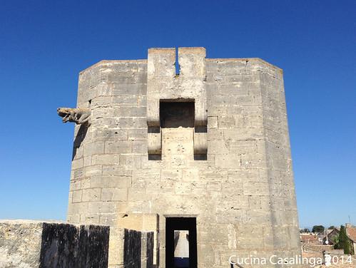 Aigues-Mortes Mauer 2