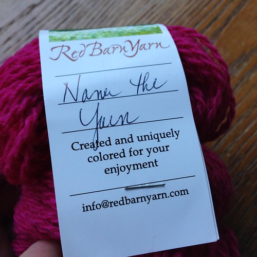 Red Barn Yarn
