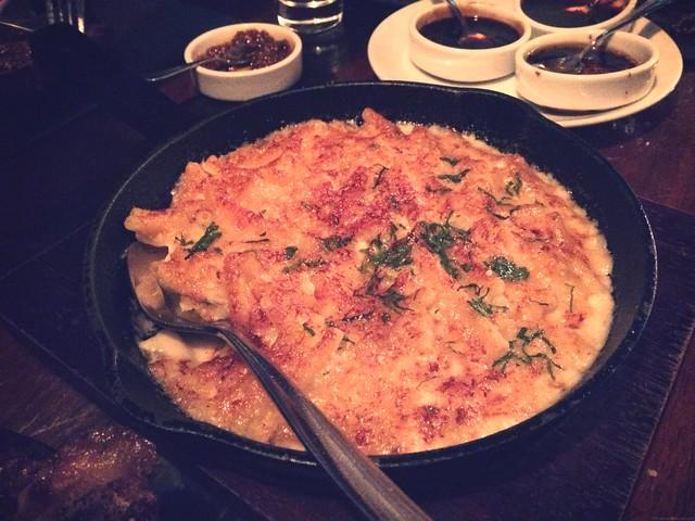 Mac n' Cheese, Bedrock Bar & Grill