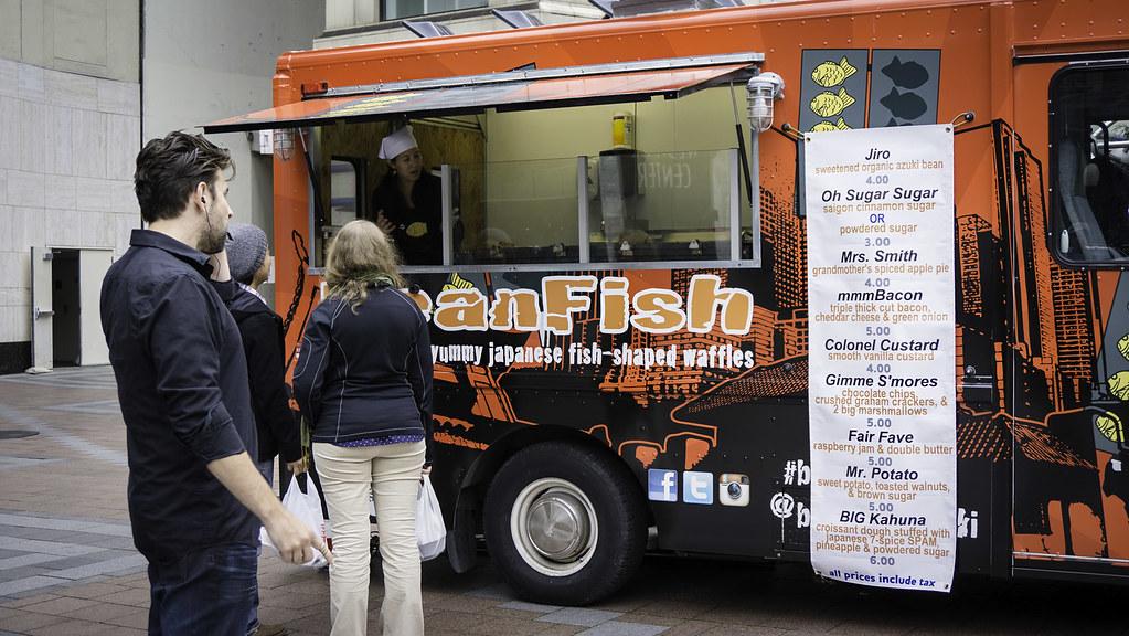 Marination Food Truck Recipes