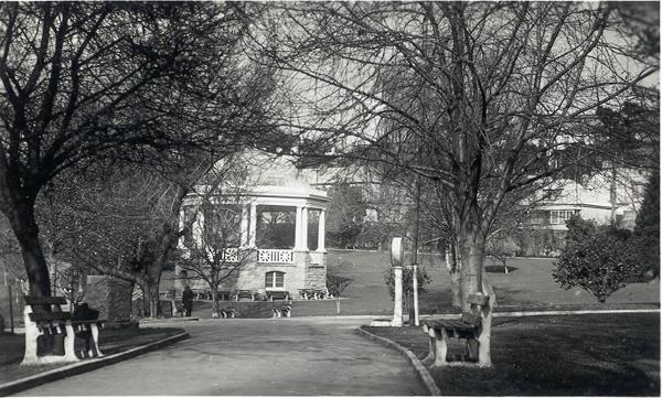 St David's Park, Hobart