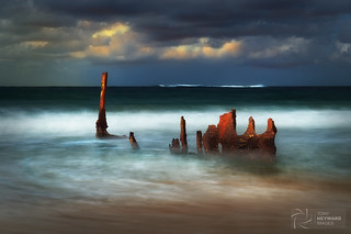 Remnants of the Wreck - Caloundra QLD