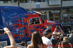 Optimus Prime (truck form) - DSC_0027