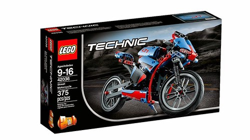 LEGO Technic 42036