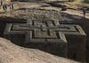 Monolithic Rock-cut Church Of Bete Giyorgis, Lalibela, Ethiopia