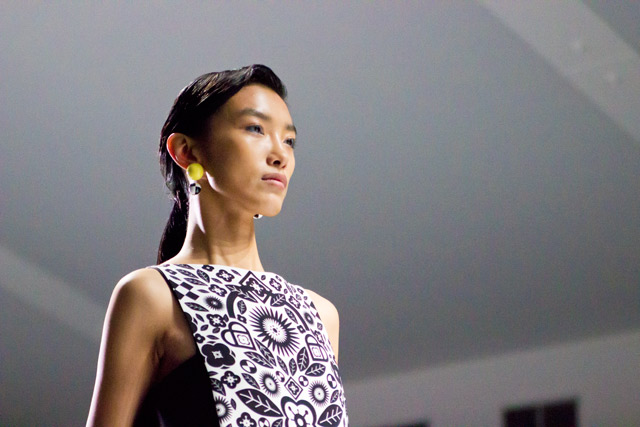 Holly Fulton London Fashion Week SS15