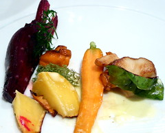 Chef & Sommelier - Root vegetables and mushroo…