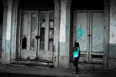 Little Girl in Panama