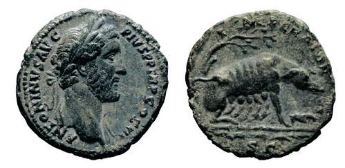 No. 168 ANTONINUS PIUS
