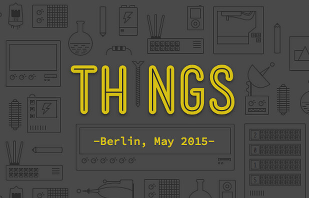 ThingsCon 2015 website