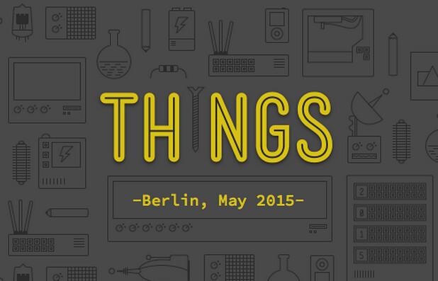 ThingsCon 2015 website