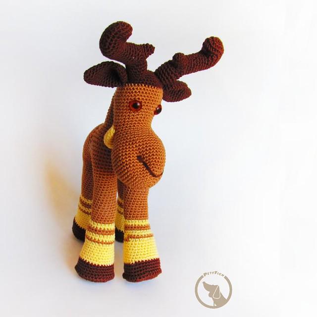 Amigurumi Forest Animals : Flickriver: Art Crochet pool