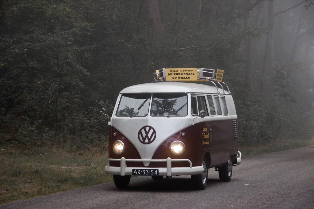 Volkswagen Typ 2 T1b 2/23 1958 (8198)