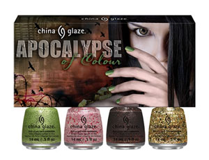 China_Glaze_Apocalypse_Of_Color_Halloween_Colection_2014__4Piece