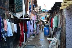 India - Maharashtra - Mumbai - Dharavi Slum - 3