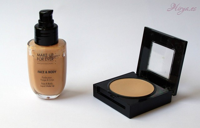face and body MUFE - Fit Me Maybelline