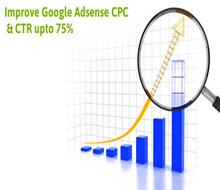 Improve Google Adsense CPC upto 75%