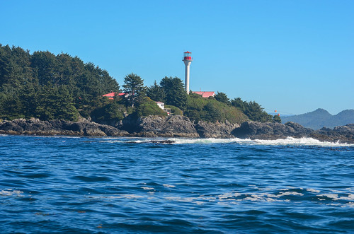 <p>Inshore Waters, off Tofino, British Columbia, Canada<br /> Nikon D5100, 70-300 mm f/4.5-5.6<br /> September 20, 2014</p>