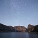 Hetch Hetchy at Night by Justin Middleton
