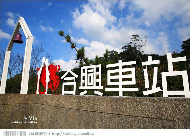 【愛情火車站】合興車站‧新竹內灣新景點!薰衣草森林進駐~有香草舖子+小甜心3