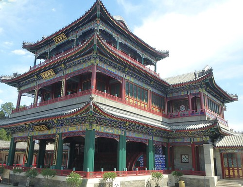 Beijing-Benevolence-Longevity Hall (1)