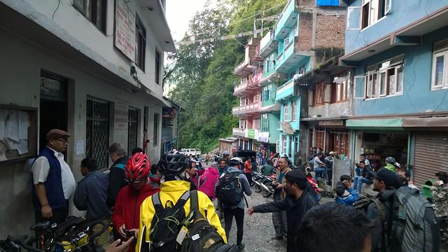 Friendly organised chaos, Nepal