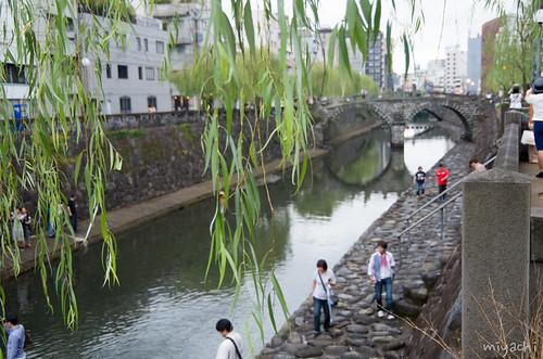 【161-164日目】佐賀と長崎へ 原爆と原発(福岡‐佐賀)